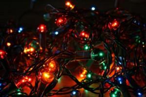 Τα Χριστουγεννιάτικα Λαμπάκια
