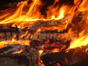Πάντρεμα της φωτιάς